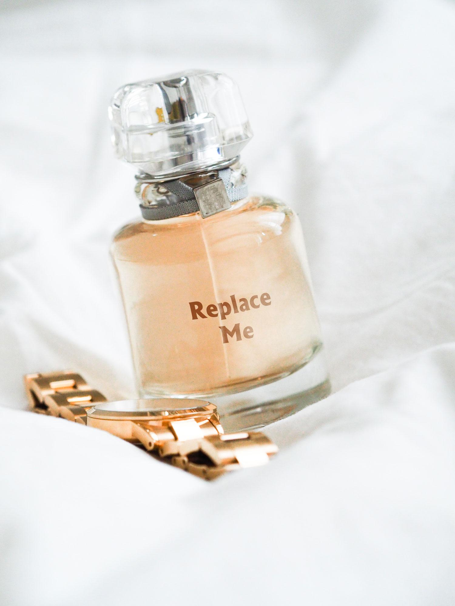 Perfume Flacon Bottle Mockup