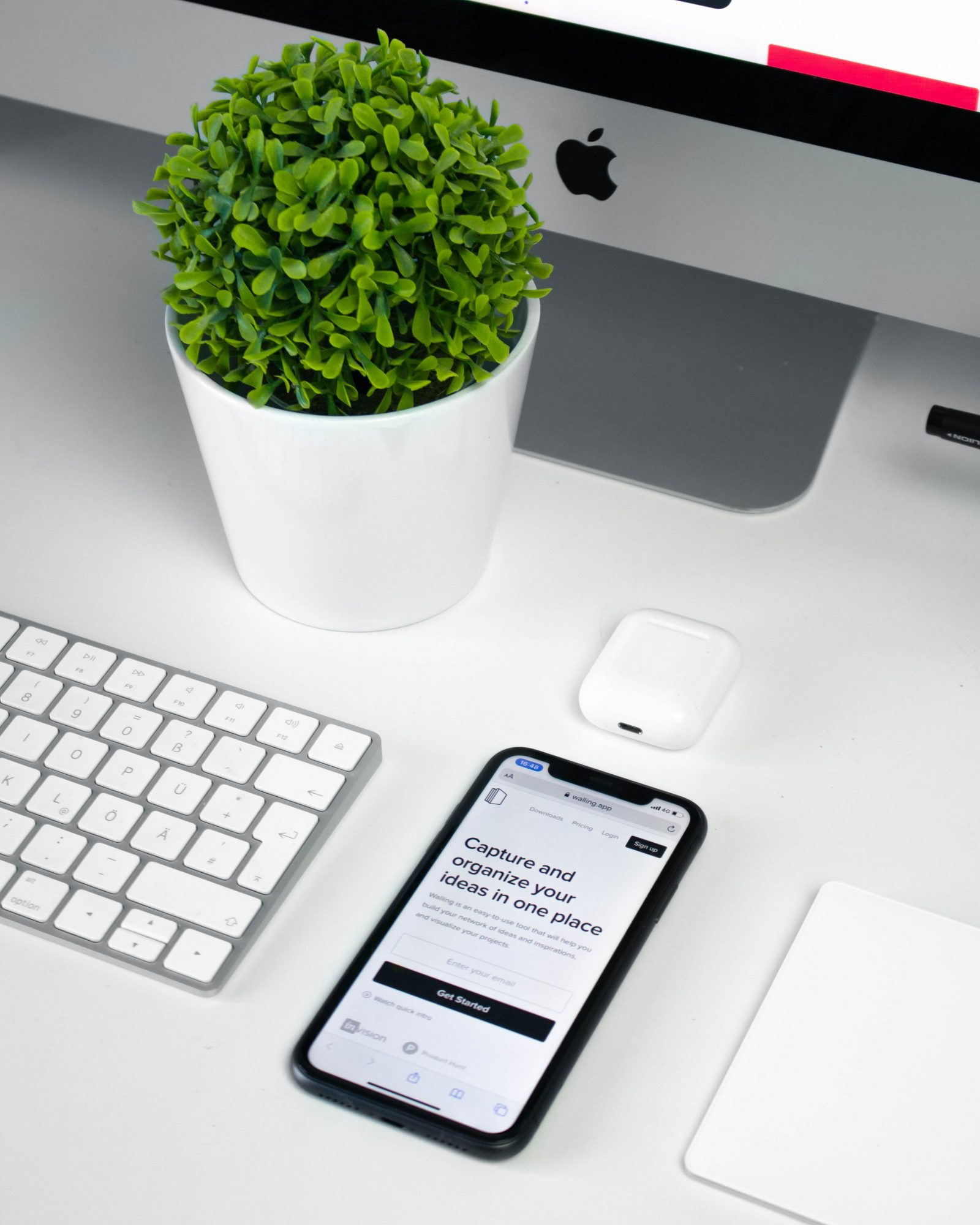 free iphone mockup preview