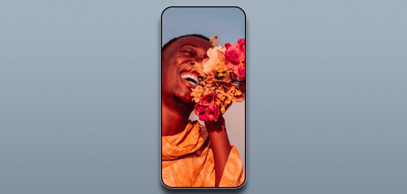 Free iPhone 12 Photoshop Mock-Up