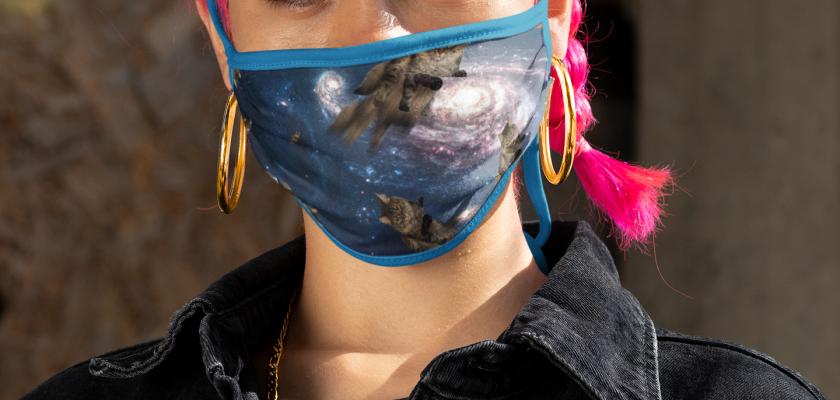 face mask mockup free