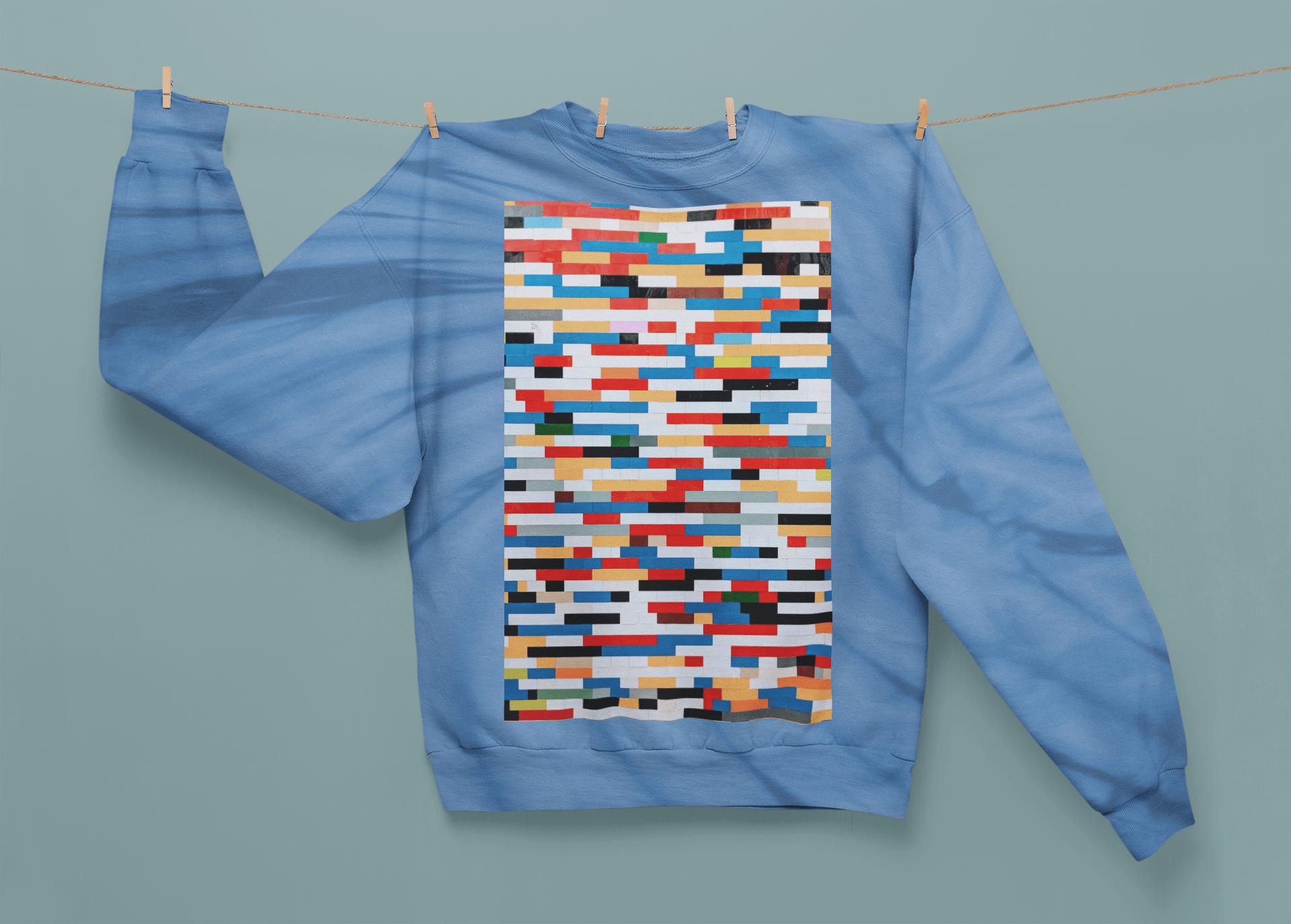Hanging Sweatshirt Mockup